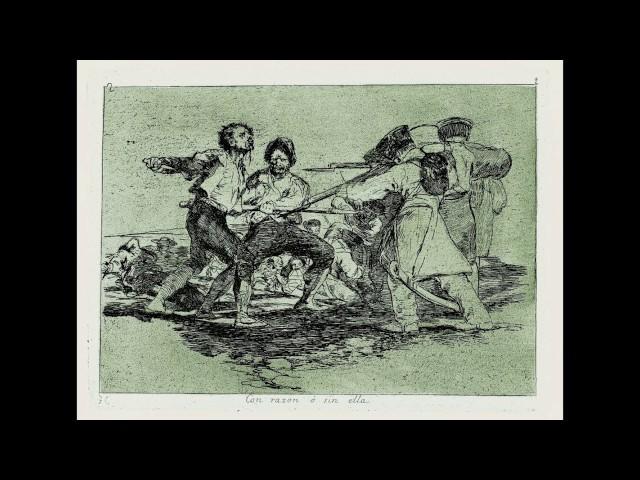 Rechi estrena un \'trovatore\' con pinturas de Goya en el Liceu