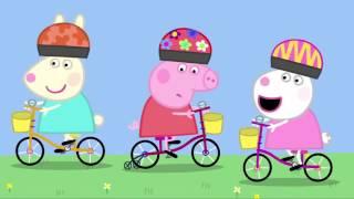 Свинка Пеппа на русском все серии подряд около 17 минут #7 ¦ Peppa Pig Russian episodes 17 minutes