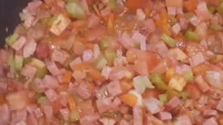 Солянка-суп из всего!))