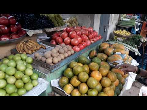 Market place in dharavi Mumbai to visits  for tourists people's