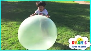 WUBBLE BUBBLE BALL Complications! Fun Activity for kids Bubble Machine Playtime Kids Toys