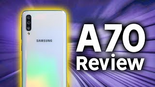 Samsung Galaxy A70 Review - After 2 Weeks | Better Value Than A50?
