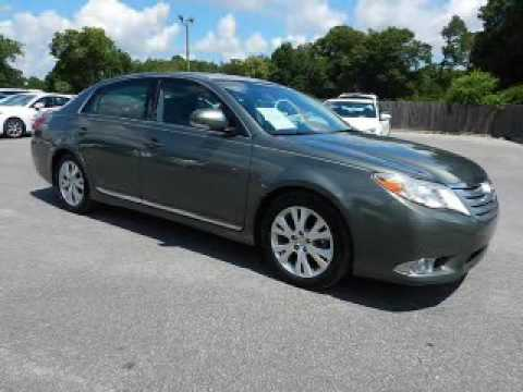 2011 toyota avalon pensacola fl youtube for Frontier motors inc pensacola fl