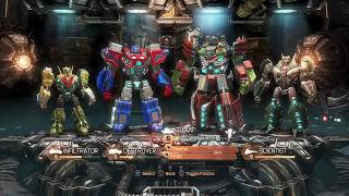 TRANSFORMERS: Fall of Cybertron (PS4): Online Multiplayer Gameplay: Team Death Match