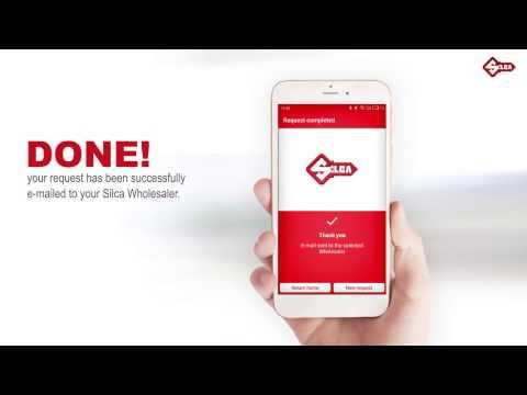 MYSilca Barcode Ordering - EN - Buy via Silca Distributors and Wholesalers