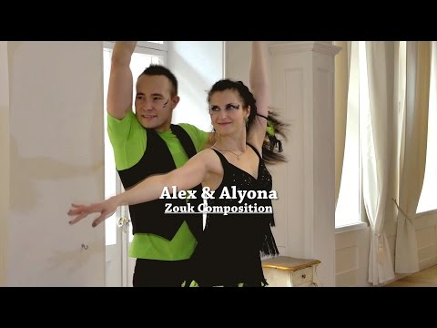 Zouk Dance Composition - Butterflies - Alex & Alyona