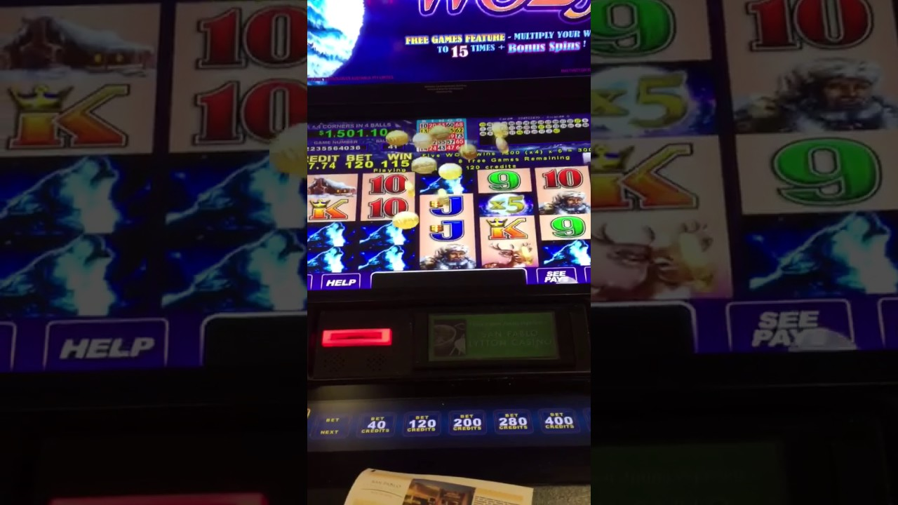 Does san pablo casino have slot machines casino royal on dvd