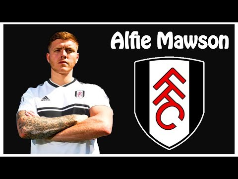 Alfie Mawson - Welcome to Fulham