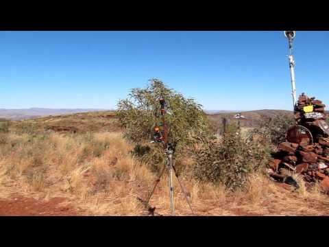 Australia, WA, Mt Meharry, 360 Panoramic View From Summit