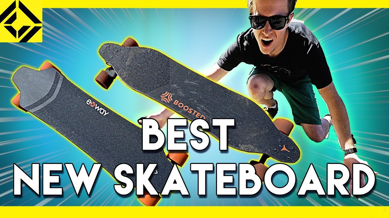 IS This The BEST Electric Skateboard of 2017 ?  YouTube