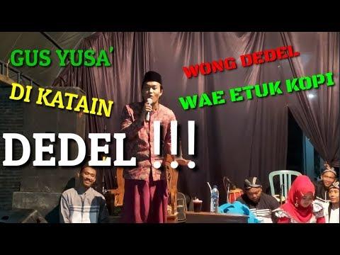 Gus M Yusa' Abdulloh. Pengajian Khitanan Desa Pinggan .