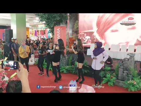 2NAGA - Abang Bagi Duit Live @ Launching NAGAS ANGE7s 2018