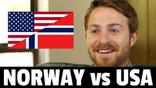American REACTS to Norwegian Lifestyle | Norway Is Amazing