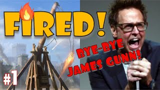 "DISNEY FIRES DIRECTOR AND SOCIAL MEDIA ""COMEDIAN"" JAMES GUNN!"
