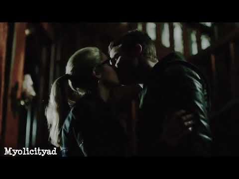"Olicity - [+ Season 6] ""Olicity Kiss Scenes"""