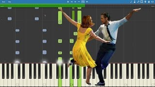 How to play City Of Stars on piano - La La Land - Piano Tutorial / Lesson(How to play the piano parts to City of Stars, from La La Land Sheet Music : http://bit.ly/CP_CoS Beginner? Try this new app ..., 2017-01-05T13:00:00.000Z)