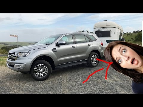 Watch Now!! 2017 Ford Everest Trend RWD Reviews & Interior