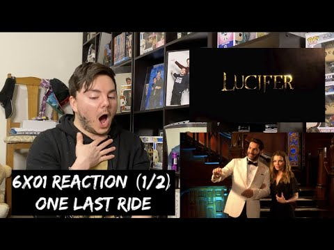 Download LUCIFER - 6x01 'NOTHING EVER CHANGES AROUND HERE' REACTION (1/2)