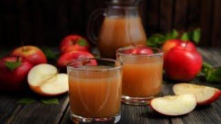 Яблочный сок! Рецепт волшебного яблочного сока на зиму!