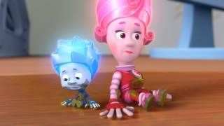 Dibujos animados para niños - Los Fixis - Fricción