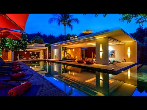 Luxury Best Modern House Plans and Designs Worldwide - YouTube