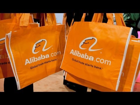 Alibaba Files For IPO: Short on Details, Names Bankers