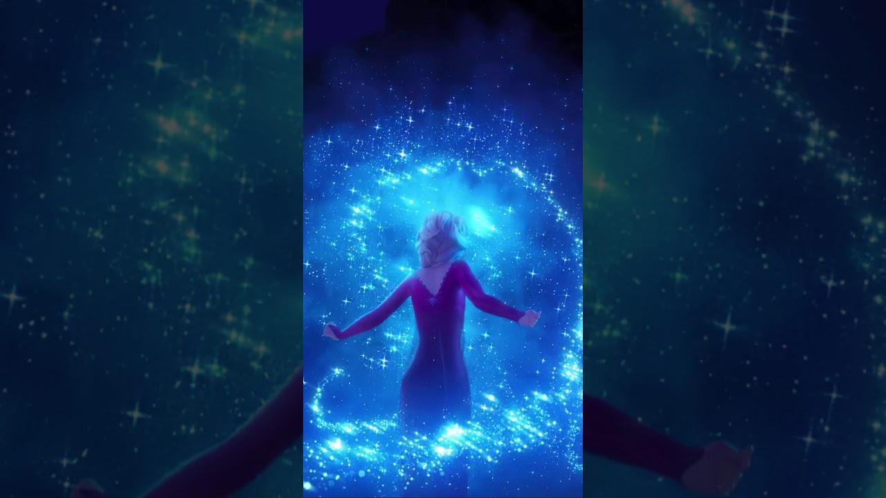[Mobile] Elsa in Magic (Disney\u0027s Frozen 2 Animated Wallpaper)