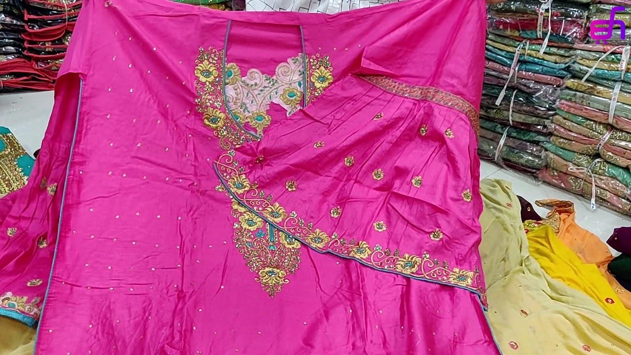 Surat New Collection After Lockdown | Barik Dress Design Suits Wholesale Surat | Fashion Hub Surat