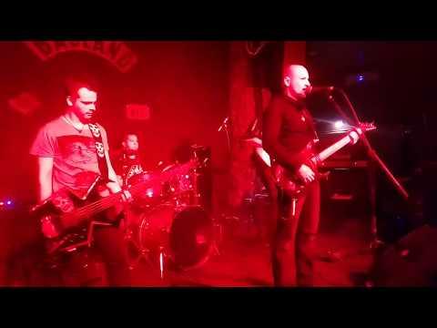 """Рок-группа """"БиоРитм"""" в """"BadLand Bar"""" - 10.07.2017"""