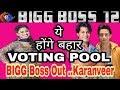 Bigg boss 12 : Eviction, Voting trend   #biggboss   #biggbossnews   #karanveer    #somikhan   bb12