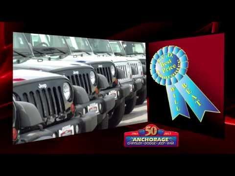 Welcome To Anchorage CDJR Center   Your Alaska Car Dealership