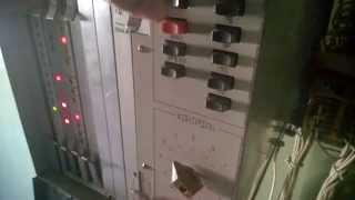 Несправний ліфт зі станцією УПЛ
