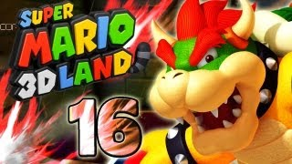 Let's Play Super Mario 3D Land Part 16: Final Bowser Castle