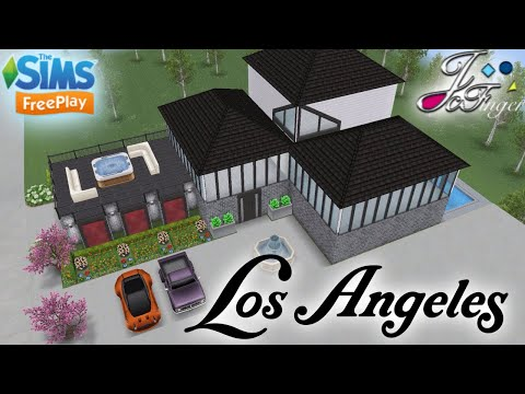 Sims FreePlay ⛲️🏛| LA MANSION |🏛⛲️ By Joy.