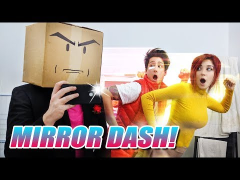 EPIC MIRROR DASH | Julien Bam