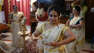 Thiruvathira dance- കൈതപ്പൂ മണമെന്തേ ചഞ്ചലാക്ഷീ song