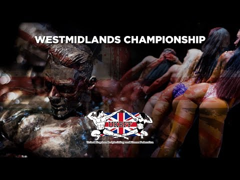 UKBFF West Midlands Championship 2017
