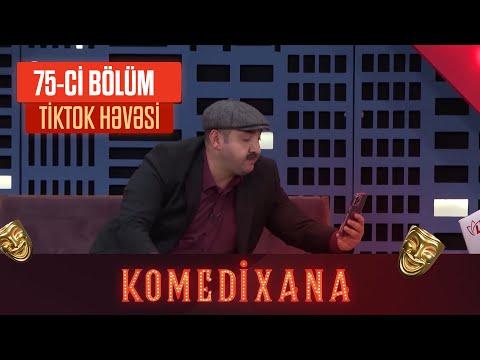 Tiktok Həvəsi   Komedixana 75-ci Bölümdən