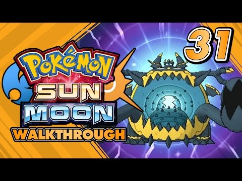 Pokémon Sun and Moon Walkthrough - Part 31: How to catch FINAL Ultra Beast Guzzlord! (Post game)