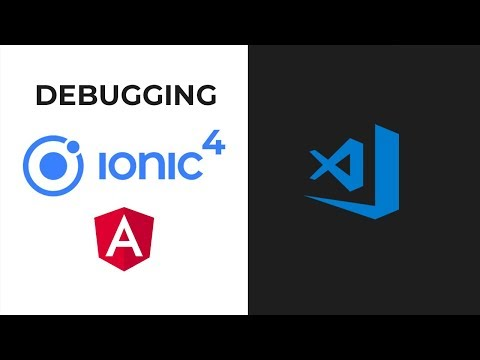 Debugging Ionic 4 and Angular Applications Inside VScode