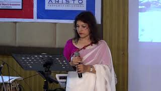 Paani Paani Re by Vinita Sawant at Jashn-E-Gulzar