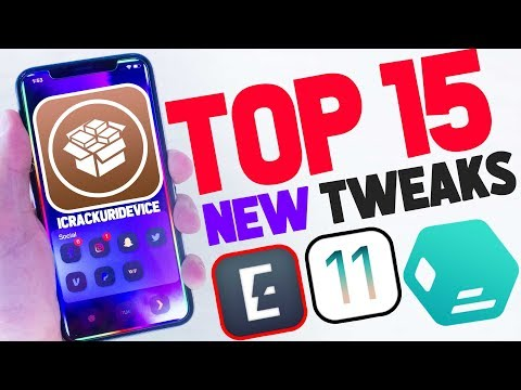 15 PERFECT iOS 11.3.1 Jailbreak Tweaks! BEST iOS 11.3 - 11.4 Cydia Tweaks (Electra #1)