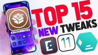 15 PERFECT iOS 11.3.1 Jailbreak Tweaks! BEST iOS 11.3 - 11.4 Cydia Tweaks (Electra #1)