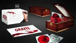 Dexter: The Final Season and The Complete Series DVD