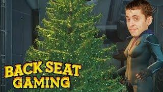 SMOSH GAMES SAVES CHRISTMAS (Backseat Gaming)
