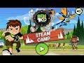 Ben 10: Steam Camp [Cartoon Network Games]