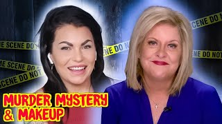 Nancy Grace Tells Us Jodine Serrin's Mystery Case [SOLVED 10 Yrs Later] Mystery&Makeup Bailey Sarian