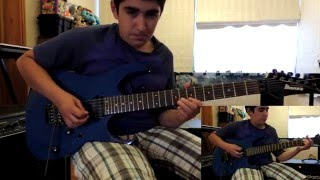Dream Theater - Overture 1928 (15 years old guitar cover)
