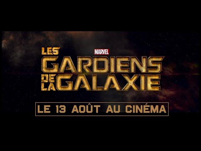 Les Gardiens de la Galaxie - Le 13 août au cinéma - Spot 20 sec