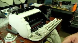 Мастер-класс по ремонту принтера